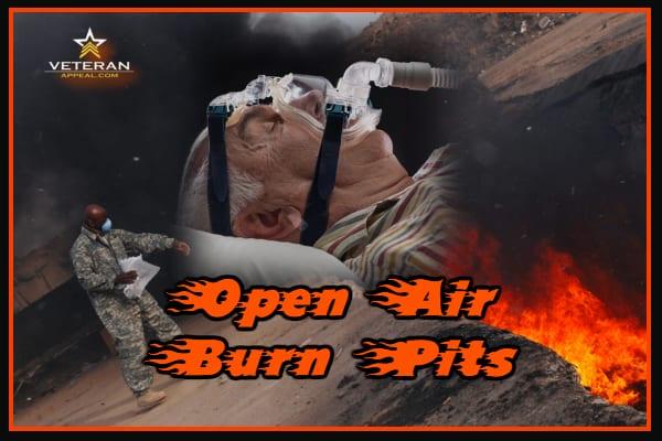 Open Air Burn Pit 600