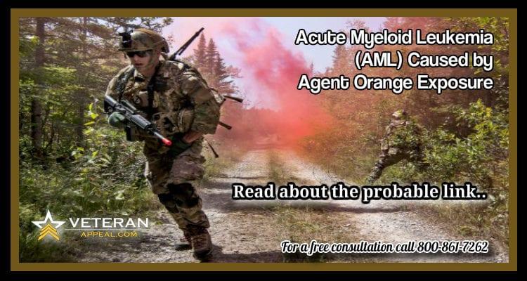 (AML) Caused by Agent Orange Exposure