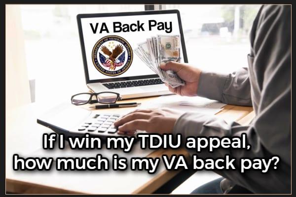 VA back pay